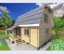 Дачный домик №1